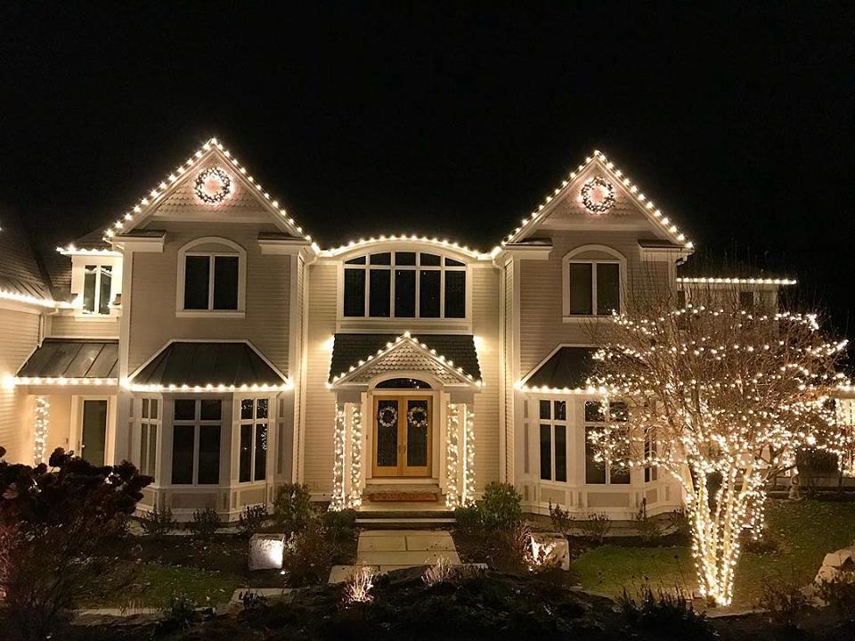 Residential Lighting Display
