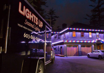 Lights Up Seasonal Lighting Trailer