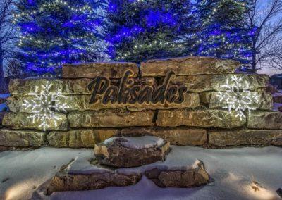 Commercial Christmas Lighting Display