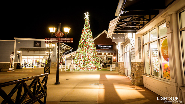 Merrimack Premium Outlets - Merrimack, NH
