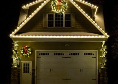 Christmas Lighting Display